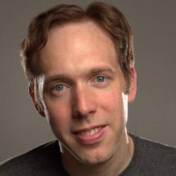 Image showing a writer David B
