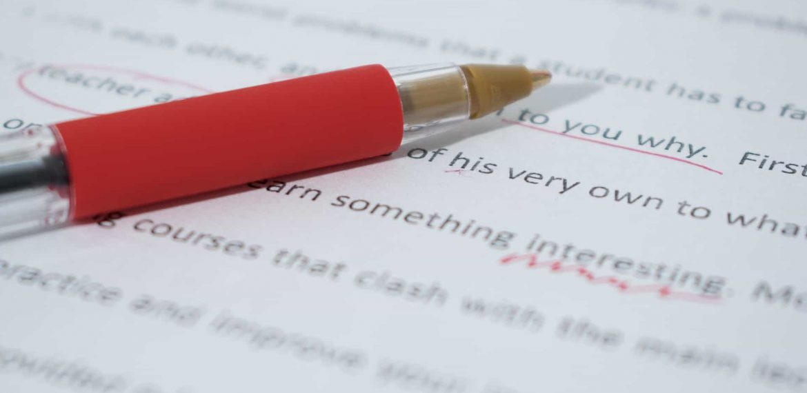 Editing and Proofreading Services for Existing Content Now