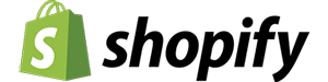 Image showing Shopify logo